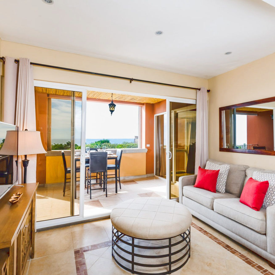 naxos 19 Langosta ocean view condo for rent