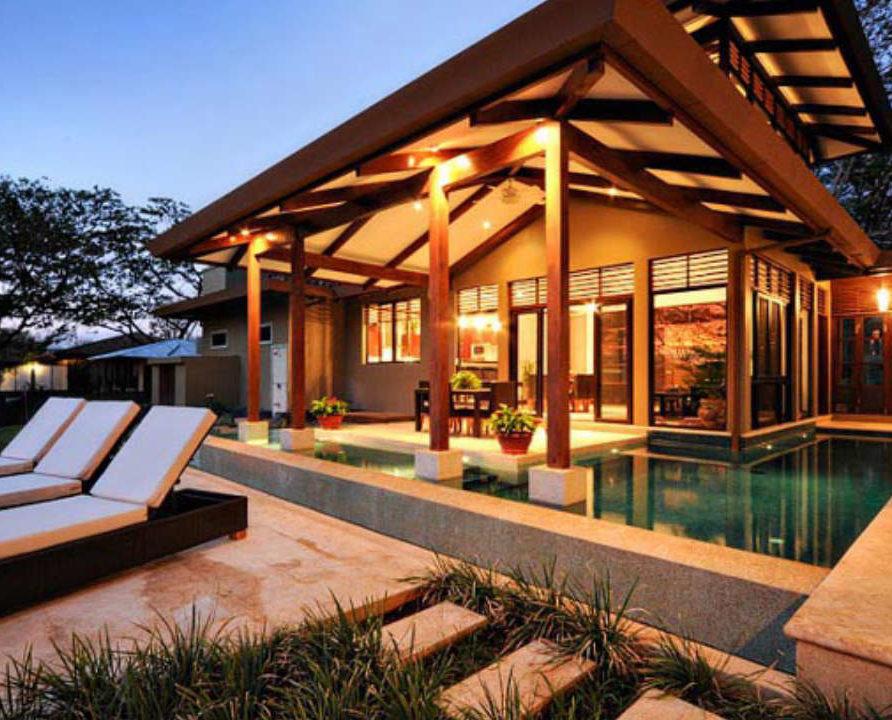 Villa Selmena Reserva Conchal Golf Front Home